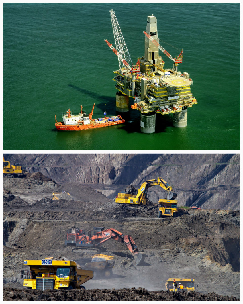 Oil, Gas, Energy And Mining Picture